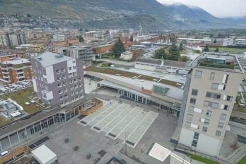 Sondrio (SO) – Area Carini Iperal e appartamenti