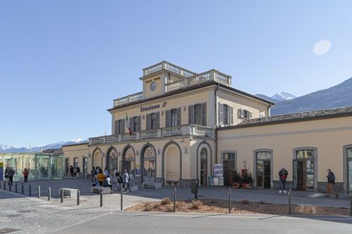 Sondrio (SO) – Stazione Nodo di Interscambio