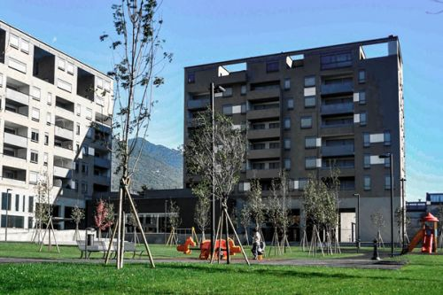 Sondrio (SO) – Area Carini Parco
