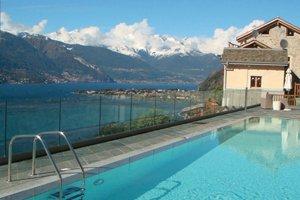 Lago di Como (CO) Chalet ed appartamenti
